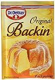 Dr. Oetker Backin Backpulver, 18er Pack (18 x 10er packs a 16 g)
