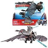 Lively Moments DreamWorks Dragons Ohnezahn / Toothless / Actionfigur / Spielfigur / Spielzeug