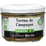 ALAIN MARTIN Terrine de Campagne Bio - Lot de 6