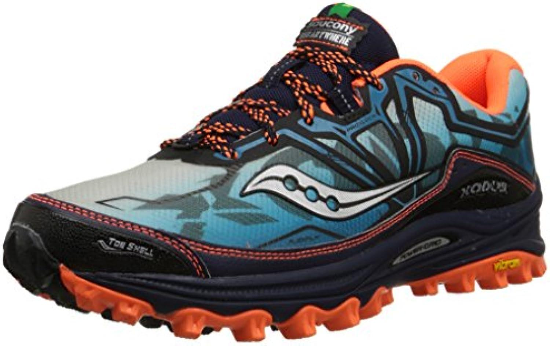 Saucony Xodus 6,0 -Saucony zapatillas hombre, talla 41, color azul