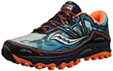 Image of Saucony Xodus 6.0, Blau/Orange, 44 EU