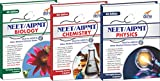 Crack NEET/AIPMT Physics/Chemistry/Biology - Set of 3 Books (Must for AIIMS & Other Medical Entrance Exams)