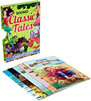 Amazon Brand - Solimo Classic Tales (A Pack of 5 Books)
