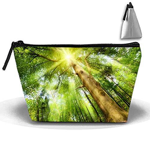 idal Strorege Bag Wasserdichte Mehrzweck-Aufbewahrungstasche Tools Canvas Bag Kosmetik-Make-up-Taschen mit Reißverschluss und Aufhängeöse ()