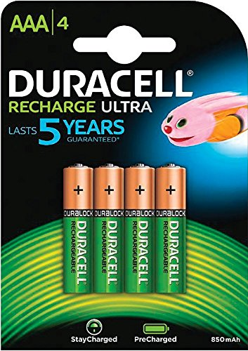 Duracell Recharge Ultra...