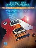 Die besten Hal Leonard Hal Leonard Corp. Hal Leonard Corp. Hal Leonard Corp. Hal Leonard Corp. Guitar Instruction Books - First 50 Rock Songs You Should Play on Bewertungen