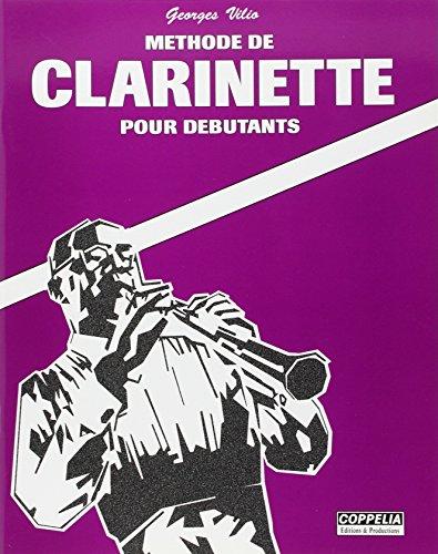 Partition: Methode de clarinette pour debutants