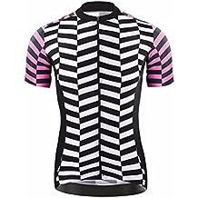 Uglyfrog Camicia Ciclismo Manica Corta Primavera/Estate Uomo Modo Magliette MTB Bici da Strada Triathlon Abbigliamento DXMZ05