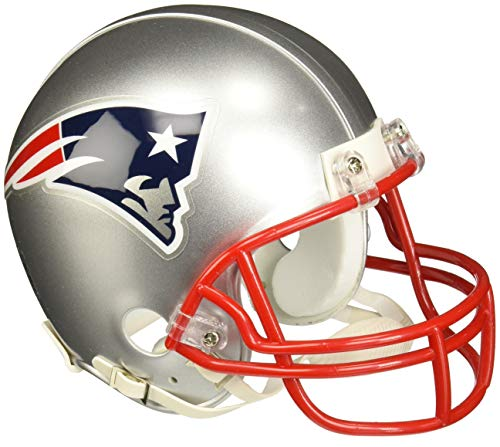 NFL Riddell Football Mini-Helm New England Patriots