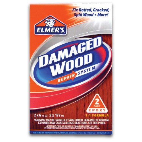 elmers-e761l-damaged-wood-repair-system-12-ounce-by-elmers