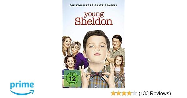 Young Sheldon Die Komplette 1 Staffel Dvd Amazonde Iain