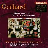 Sinfonia N. 1 Concierto Para Violin