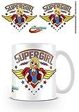 DC Super Hero Girls MG24182 (Supergirl) Mug, Céramique, Multicolore, 11oz/315ml