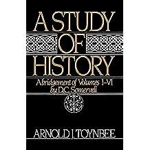 A Study of History: Abridgement of Volumes I-VI: Vol 1-6 (Royal Institute of International Affairs)