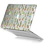 GMYLE MacBook Air 13 Hülle - Hochwertige Matt Gummierte Hartschale Tasche...