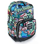 Minecraft Steve Overworld Backpack - casual-daypacks
