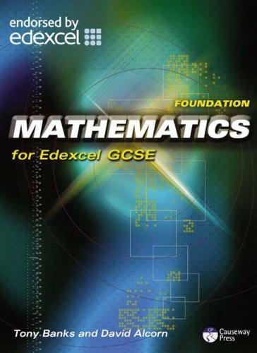 Foundation Mathematics for Edexcel GCSE: Linear
