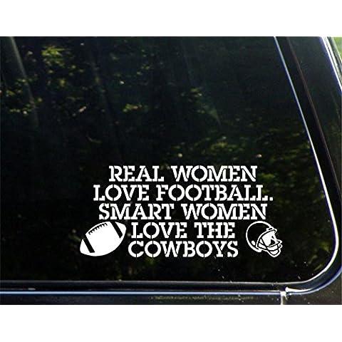 Real Women, Smart de fútbol de Love Love the Cowboys–7–1/2
