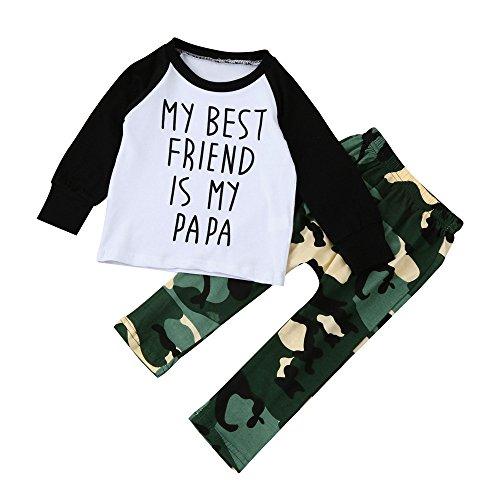 Pyjama-garnituren Einfach Kinder Pyjamas Für Mädchen Jungen Kleinkind Little Kinder Schlafanzug Cartoon Gedruckt Lange Hülse Pj Set 100% Baumwolle Guter Geschmack