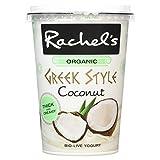 RACHEL'S ORGANIC Greek Style Coconut, 450g