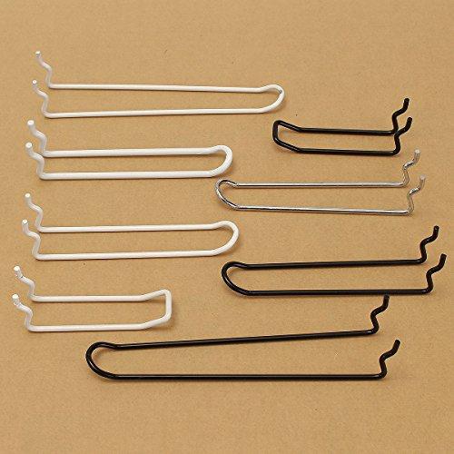 Tutoy Slotted Storage Panel Pegboard Hook Shop Assortment Strong Holder Hanger - 006