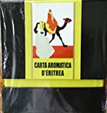 BRUCIATORE IN CERAMICA CON ESSENZA CARTA D'ERITREA + CD MUSICALE ECOSOUND VALORE 4,99 €