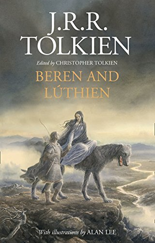 Beren and Luthien Cover Image