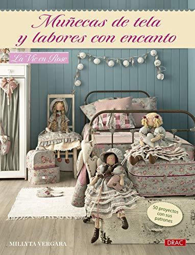 Muñecas de tela y labores con encanto por Millyta Vergara