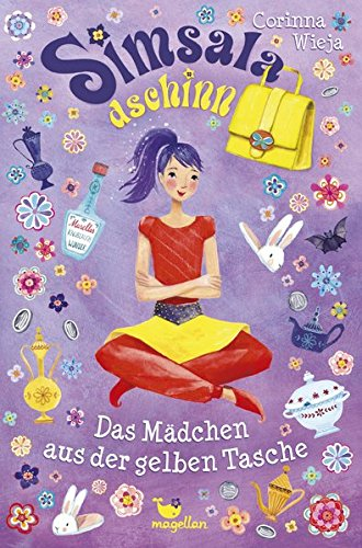 Preisvergleich Produktbild Simsaladschinn – Das Mädchen aus der gelben Tasche – Band 1