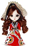 T122 Alice im Wunderland Little Pullip Queen of Hearts Doll Puppe