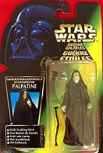 STAR WARS FIGURINE EMPEREUR PALPATINE (Potf Gc)