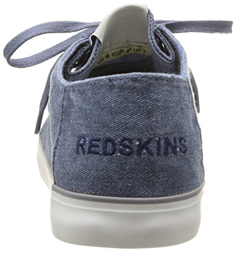 Redskins Barbel Herren Sneaker Blau (jean)