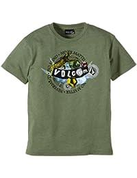 Volcom stranger cat t-shirt à manches courtes pour homme