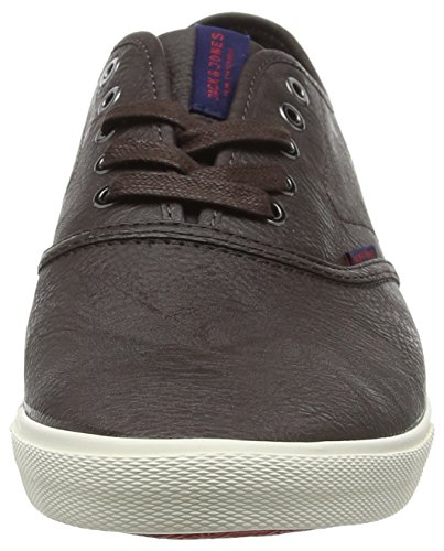 Jack & Jones Spider, Baskets Basses Homme Marron (Java)
