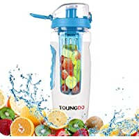 Borracce Sport,Youngdo 900ml Borracce acqua Bottiglia frutta