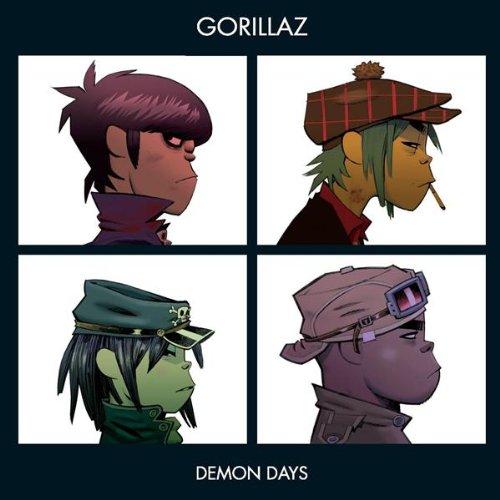 Gorillaz Featuring Shaun Ryder - DARE