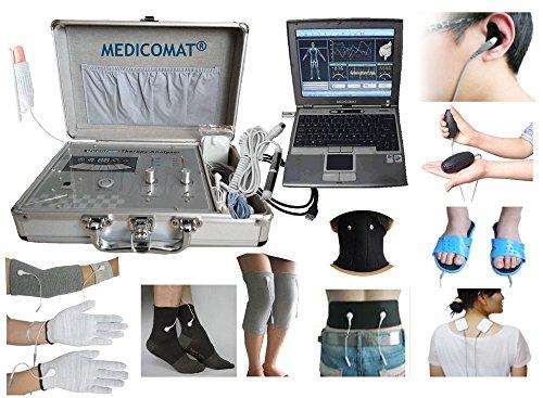 Die Symptome Ischias Probleme der Rücken Medicomat29+ N Ischias aufgrund Behandlungen Leitfähige Socken Handschuhe Kragen Gürtel Ellenbogen Knie Bremsbeläge Wristlet Diagnose und Therapie von EDV