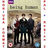 Being Human - Series 5 [NON-U.S.A. FORMAT: PAL + REGION 2/4 + U.K. IMPORT] (Original Uncut British Version) by NON-U.S.A. FORMAT: PAL + Region 2/4 + U.K. Import