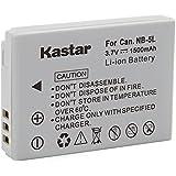 3.70V,1120mAh,Li-ion,Hi-Quality Replacement Digital Camera Battery For Canon IXY 830 Is, Canon Digital IXUS, IXY Digital, PowerShot SD, PowerShot SX Series, Compatible Part Numbers: NB-5L