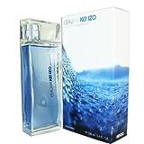 Kenzo L'eau par Kenzo pour Homme Eau de Toilette Vaporisateur / Natural Spray 100 ml