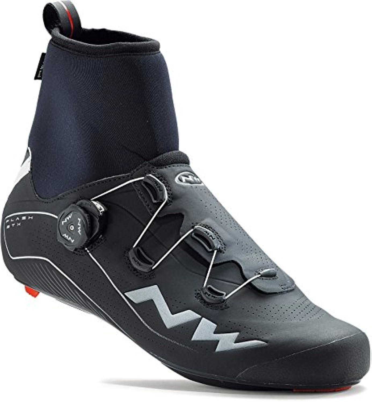 Northwave Flash GTX - Zapatillas - negro Talla del calzado 41 2017  -