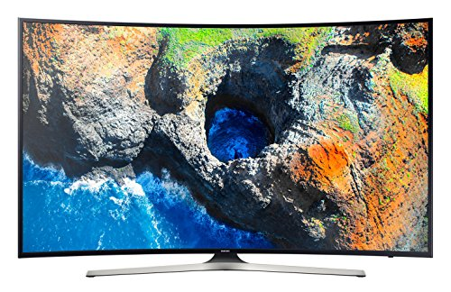 "Samsung UE49MU6292UXXH 49"" 4K Ultra HD Smart TV Wi-Fi Nero, Argento"
