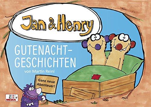 Jan & Henry - Gutenachtgeschichten (Für Beste Bücher Märchen Kleinkinder)