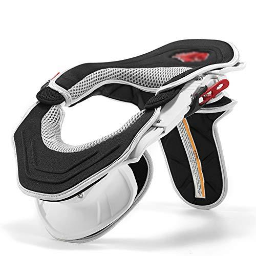 TZTED Collarin Proteccion Cuello Enduro Offroad Karting