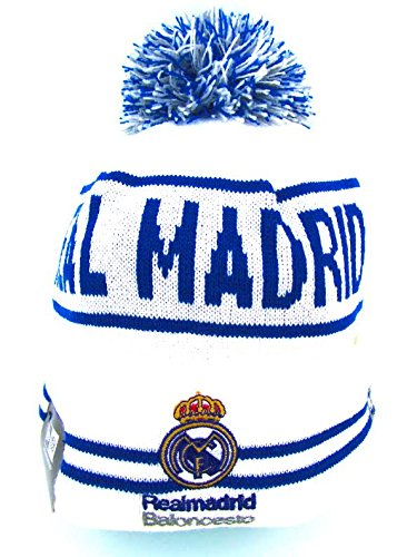 Gorro lana Real Madrid Original New Era modelo Jake
