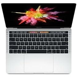 "Apple Macbook Pro - Ordenador portátil de 13"" IPS Retina con Touch Bar (Intel Core i5, 8 GB RAM, 512 GB SSD, Intel Iris Plus Graphics 650, macOS Sierra), color Plateado - Teclado QWERTY español"