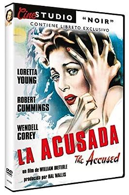 Vergewaltigt (The Accused, Spanien Import, siehe Details für Sprachen)