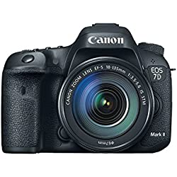 Canon EOS 7D Mark II Digital SLR Camera + 18-135mm IS STM Lens