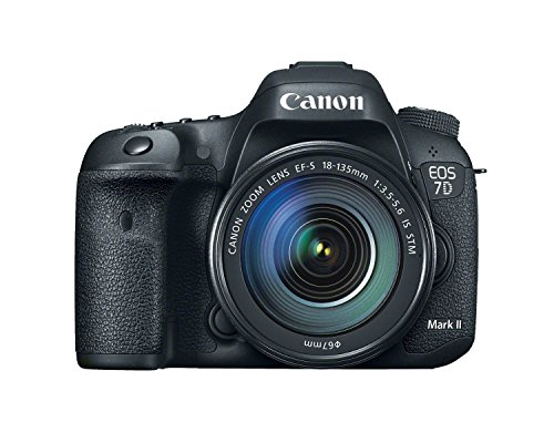 Canon EOS 7D Mark II Digital SLR Camera + 18-135mm IS STM...