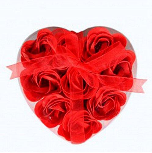 dayan-corps-bain-de-fleur-de-coeur-favor-savon-rose-petale-decoration-cadeaux-de-mariage-rouge